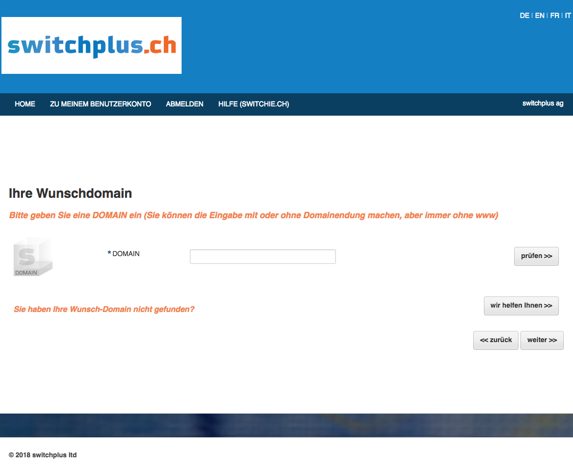 Domain Finder