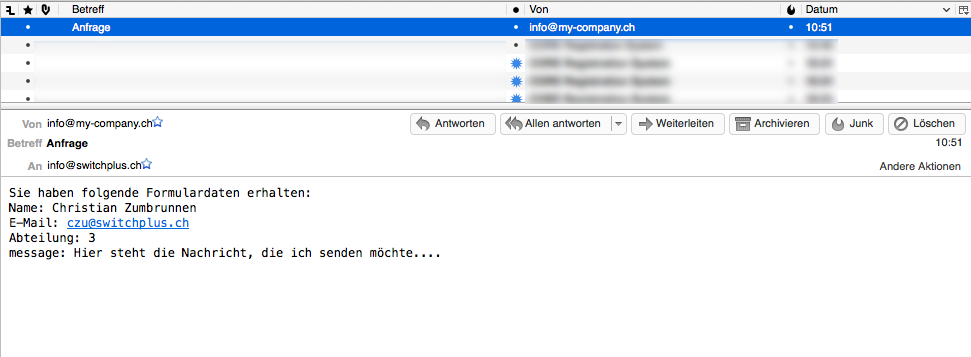 mailfromform