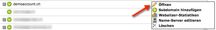 switchplus Grundkonfiguration/Bearbeiten Icon