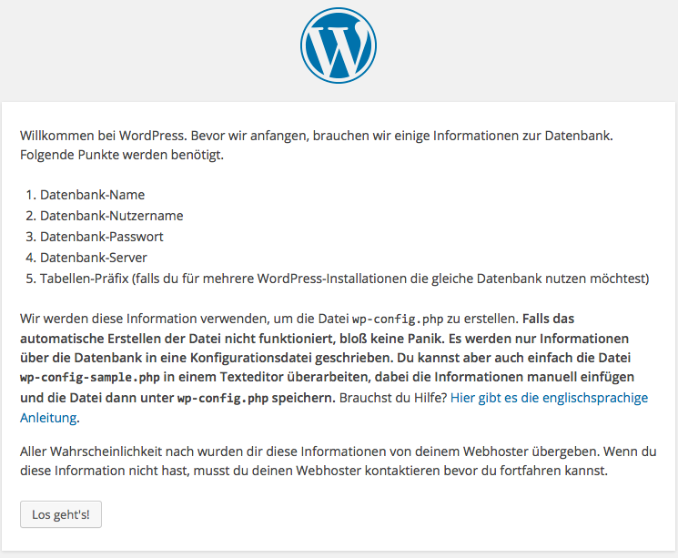 How to install WordPress easily and quickly - Switchie